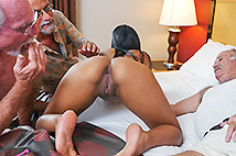 Staycation with a Latin Hottie image 6