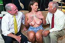 Ivy impresses with her big tits and ass image 2