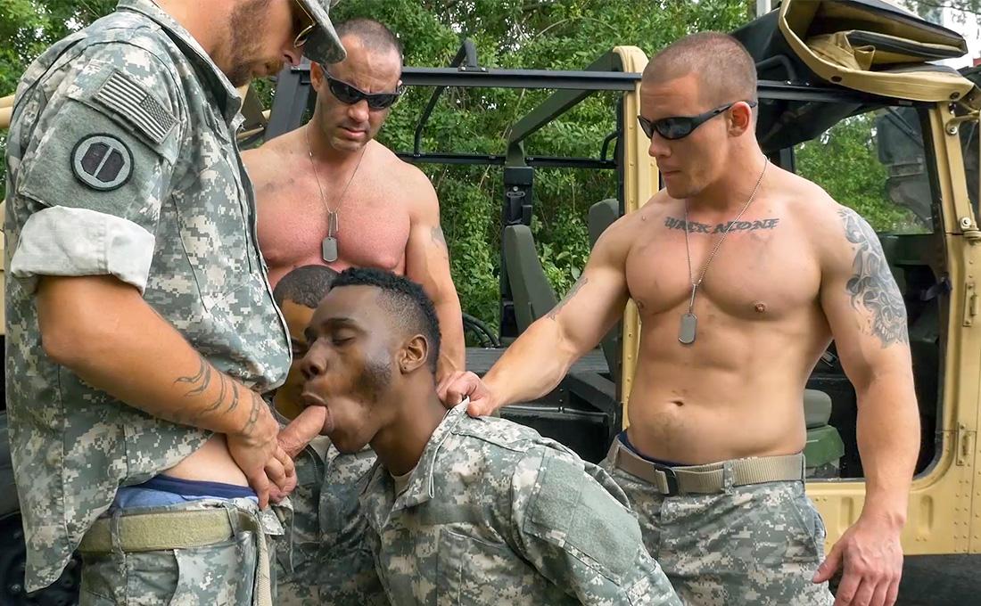 Troop Candy Porn